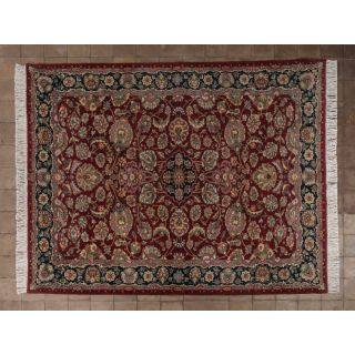 Handmade carpet type Tabrizi -309