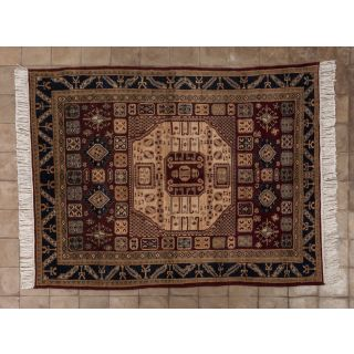 Handmade carpet type sherwan -311