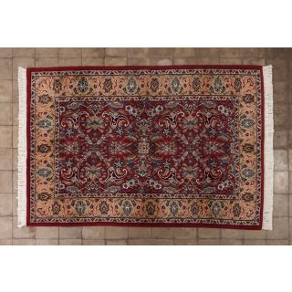 Handmade carpet type Super Tabrizi -314