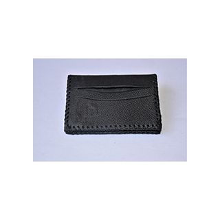 Handmade natural leather wallets-543