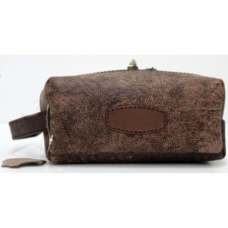 Natural leather hand bag-902